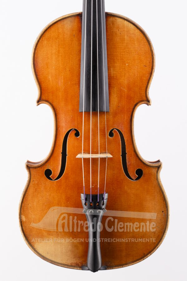 VLA Viola Giuseppe Ornati 1925 Decke