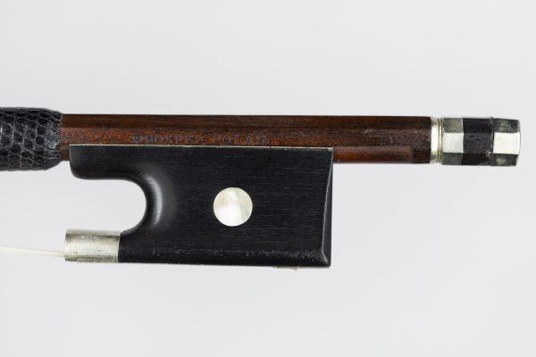 VL Prosper Colas Violinbogen 1900 Frosch