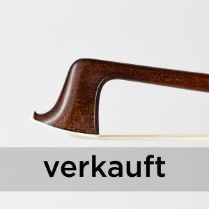 VLB Paul Emile Miquel Violinbogen 1900 Kopf