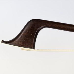 VLC Bazin 1890 Violincello Bogen Kopf