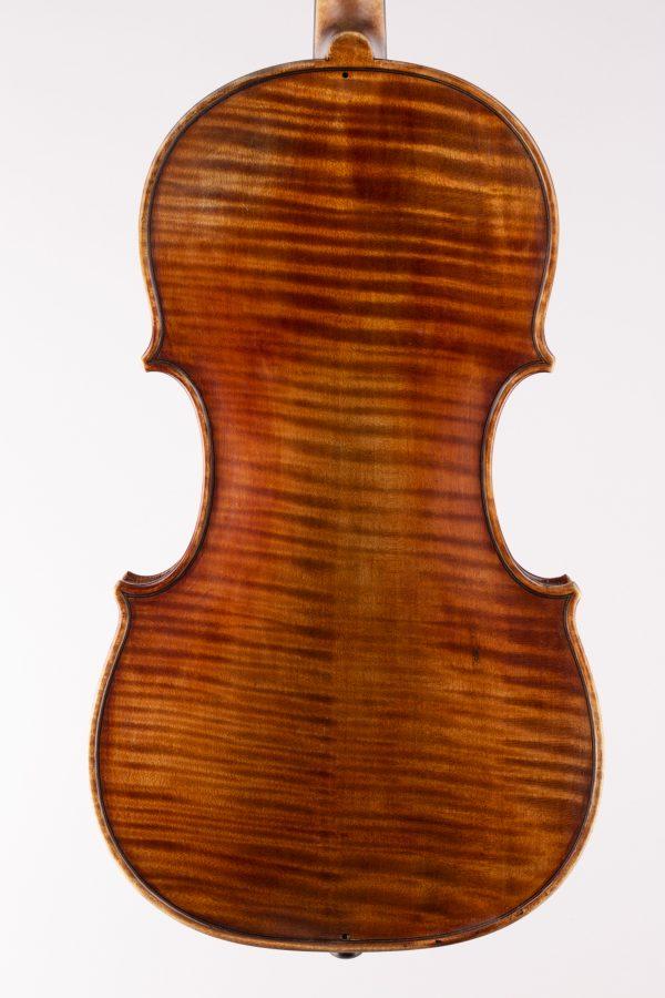 VLA Viola Ludwig Höfer Köln 1950 Boden
