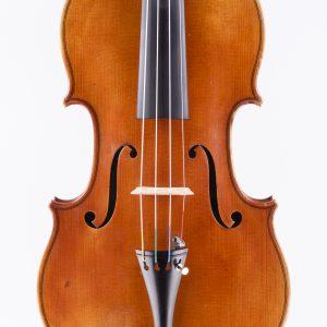 Violine Gauché Decke
