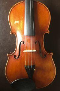 Reparatur Violine Lackschaden Atelier Clemente