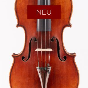 Violine Nicolas Vuillaume 1865 Decke NEU