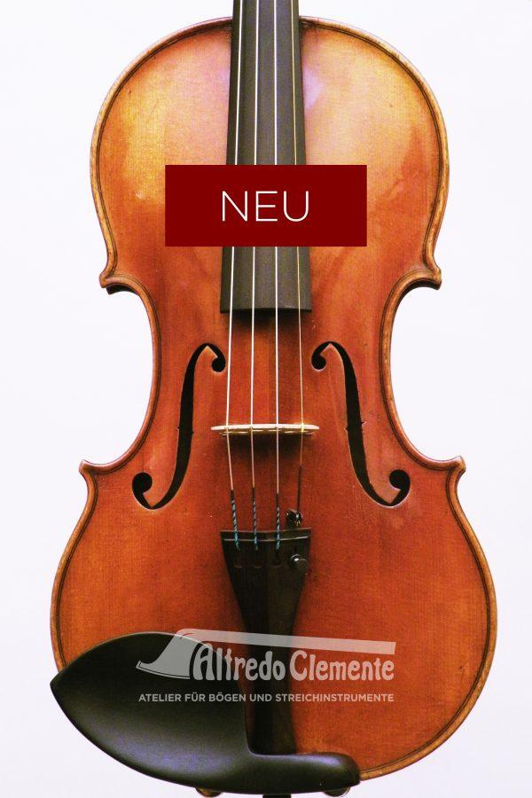Violine Hel Decke NEU