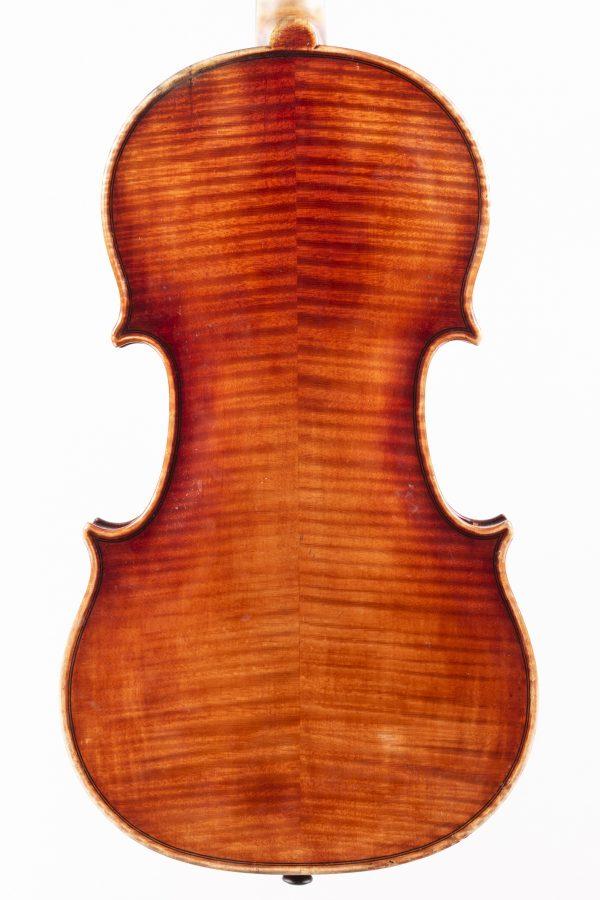 Violine Buchner 1942 Boden