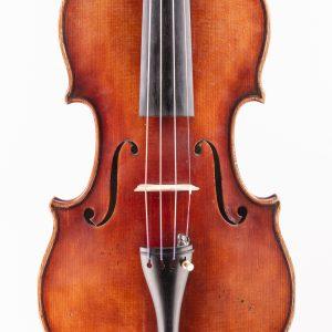 Violine Buchner 1942 Decke