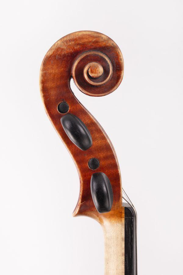 Violine Buchner 1942 Schnecke