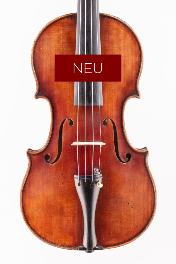 Violine Buchner 1942 Decke NEU