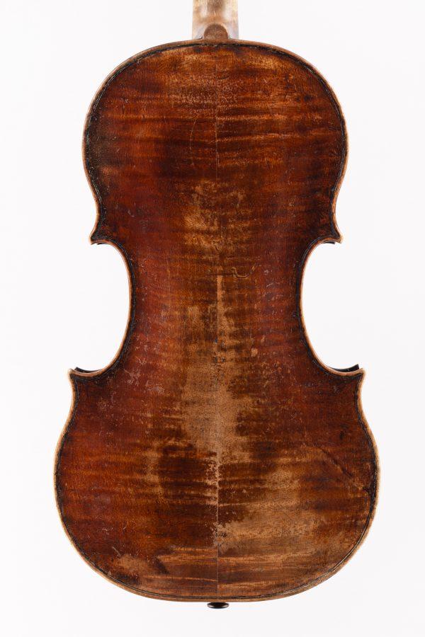 Violine Claude Pierray 1720 Boden