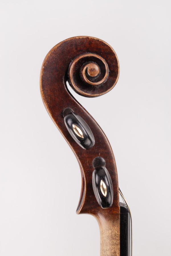 Violine Claude Pierray 1720 Schnecke