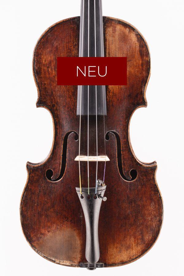 Violine Claude Pierray 1720 Decke NEU