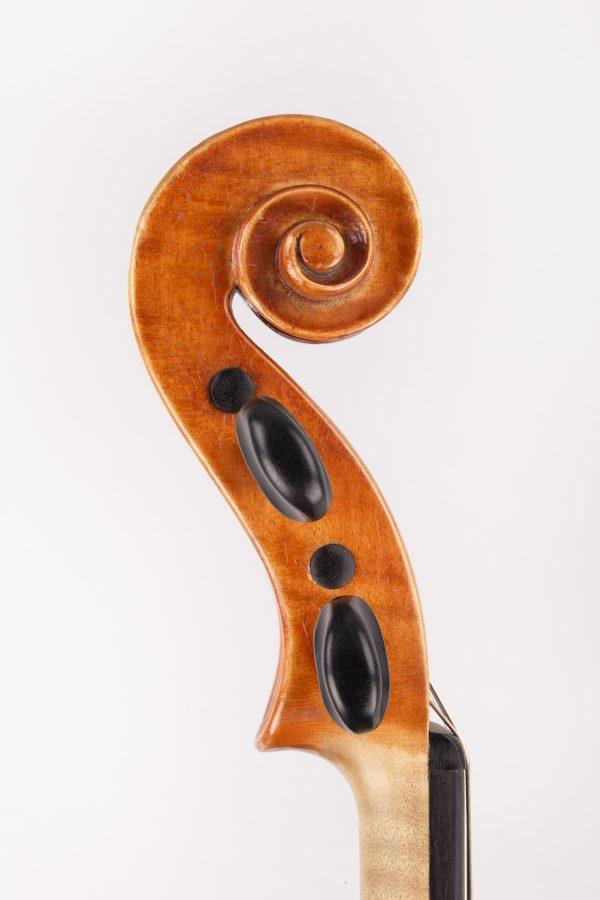 Violine Aldo Conti 1977 Schnecke