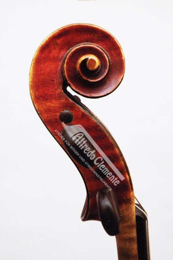 Violine Hel Schnecke