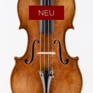 Violine Decke Gabriele Natali NEU