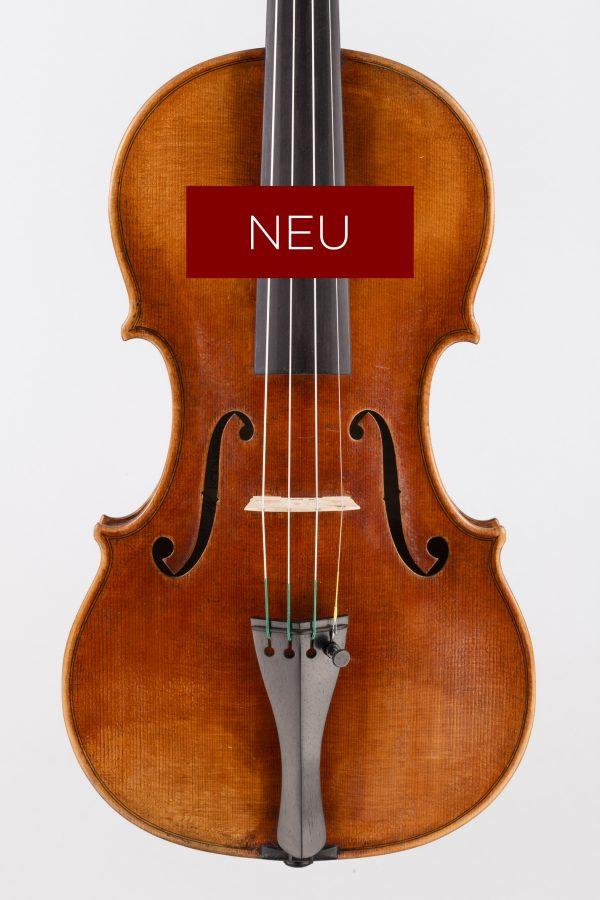 Violine Marianne Jost 2020 Decke NEU