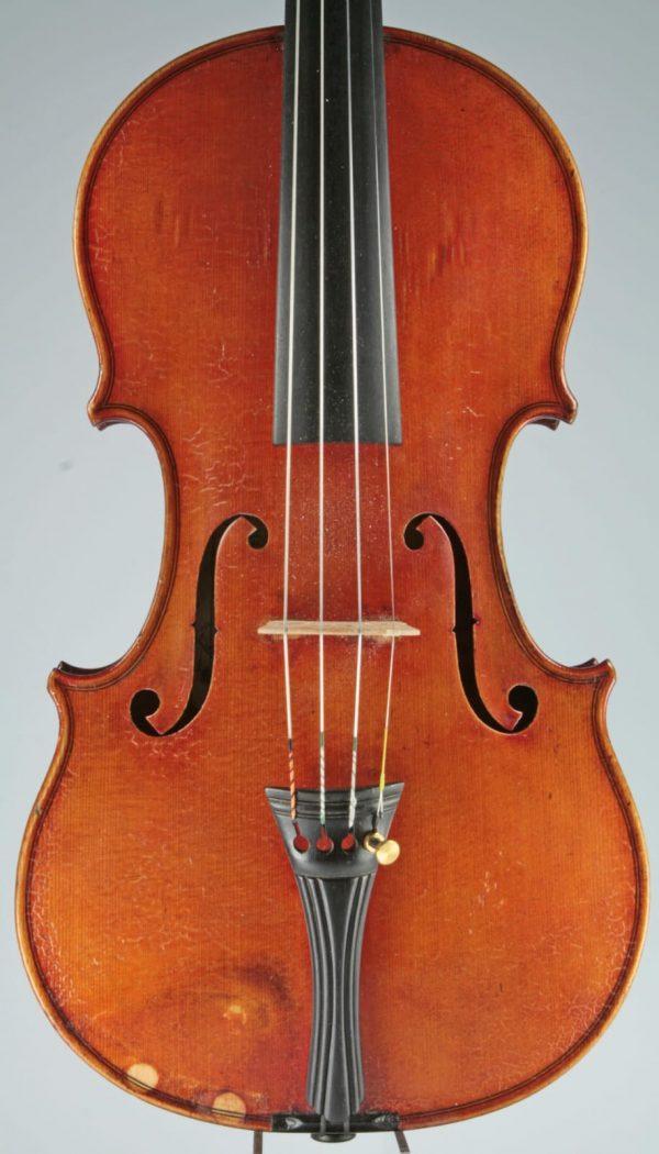 Violine Marco Dobretsovitch Decke