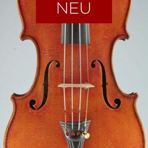 Violine Marco Dobretsovitch Decke NEU