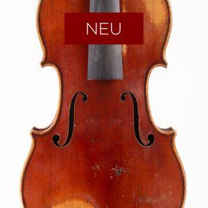 Violine Jean Baptiste Vuillaume Decke NEU