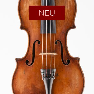 Violine Joseph und Antonio Gagliano Decke NEU