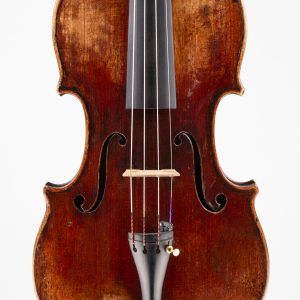 Violine Pierre Silvestre Decke