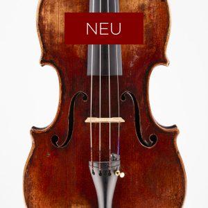 Violine Pierre Silvestre Decke NEU