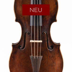 Violine Mittenwalder Schule Ende 18. Jahrhundert Decke NEU