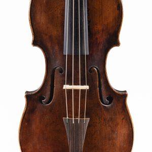 Violine Mittenwalder Schule Ende 18. Jahrhundert Decke