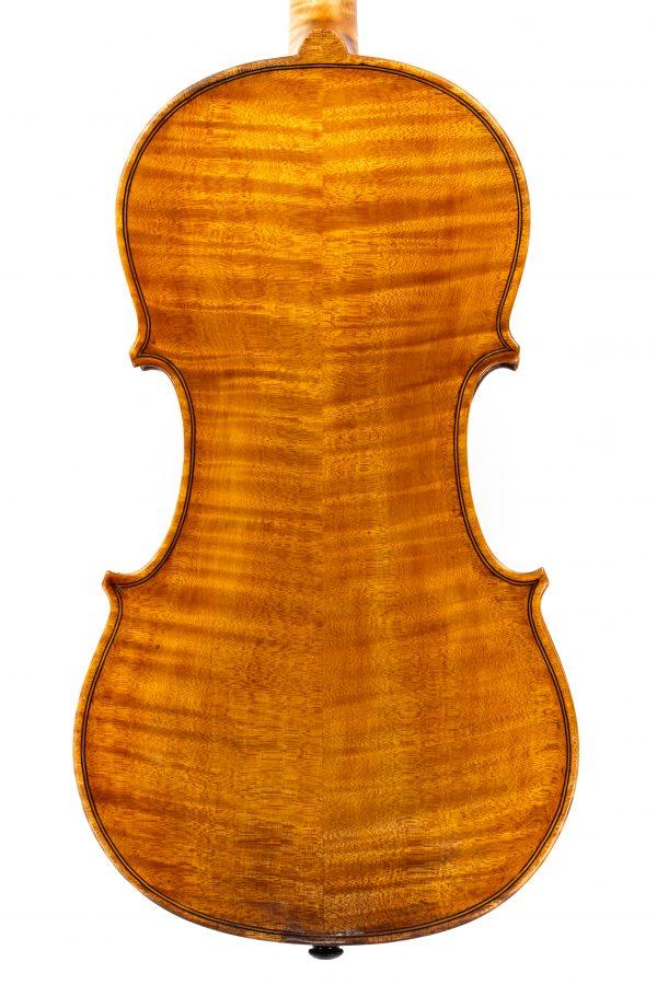 Viola Giuseppe Sgarbi Rom 1880 Zerifikat Boden