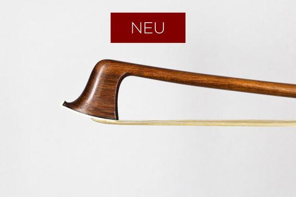 Violinbogen Charles Nicolas Bazin Mirecourt 1900 Kopf NEU