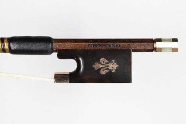 Violinbogen Hill & Sons gebaut Johnston Frosch